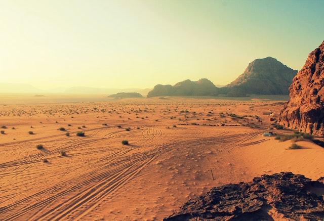 pustynia w polsce